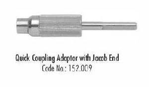 Quick Coupling Adaptor with Jacob End