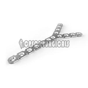 3.5mm Y Shaped Bone Plate