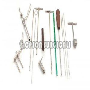 7.3mm Cannulated Instrument Set