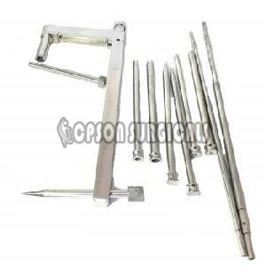 Orthopedic PFN Instrument Set