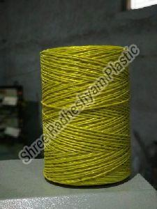 Yellow PP Baler Twine