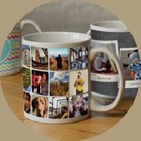 Customized Mug Photo Printing Services