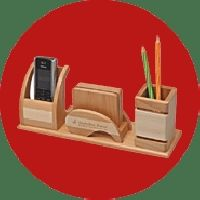 Wood Desk Accessories and Organizers Designing Services