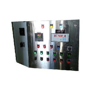 Dairy Plant Control Panel