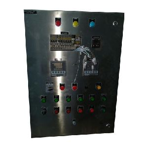 Food Processing Control Panel