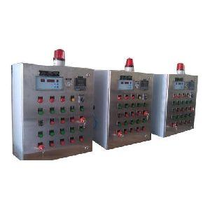 Past Control Panel