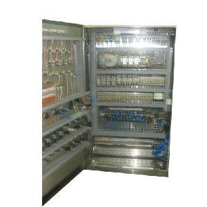 PLC Based CIP Control Panel