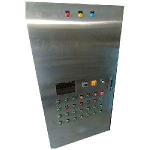 PLC Based Past Control Panel