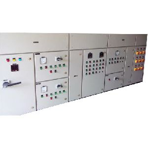Refrigeration Section Control Panel