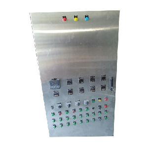 Semi Automatic CIP Control Panel