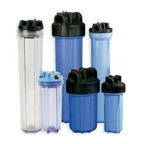 Plastic Water Filter Housing