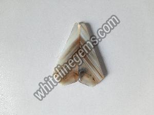 Brown Banded Agate Gemstone