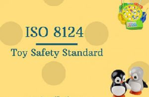 ISO 8124 Certification
