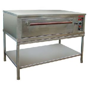 Single Deck Backing Oven