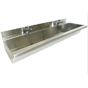 Stainless Steel Wall Mount Sink