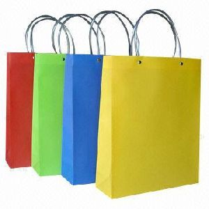 Polypropylene Handle Bags