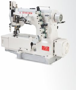 High Speed Direct Drive Flat Bed Interlock Sewing Machine