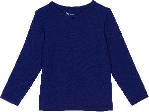 Boys Solid Color T Shirt