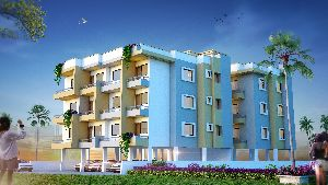 Apartment Architectural Designing Service