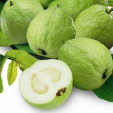 White Pulp Guava