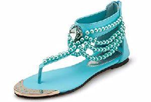 Ladies PVC Sandals