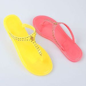 Ladies PVC Slippers