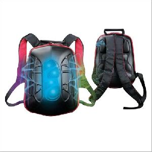 Doppler Backpack Bag With Power Bank and Speaker