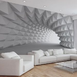 Imported 3D Wallpaper