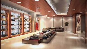 Showroom Interior Designing Services