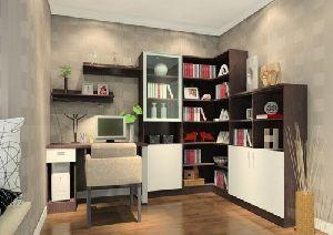 Study Room Interior Designing Services