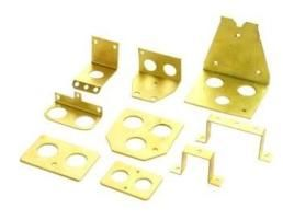 CABLE GLAND BRASS PLATE