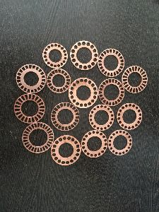 Copper Submersible End Rings