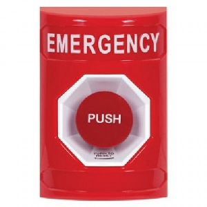 Emergency Push Button Switch