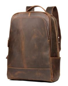 Handmade Leather Rucksack