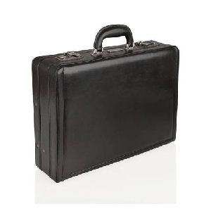 Mens Leather Attache Case