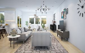 3D Interior Visualization Services
