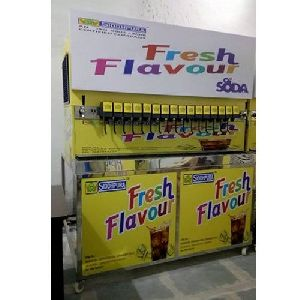 18 Flavor Soda Dispenser Machine