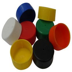 PVC Flexible Round End Caps