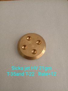 LPG Cylinder Sicka Jet HV