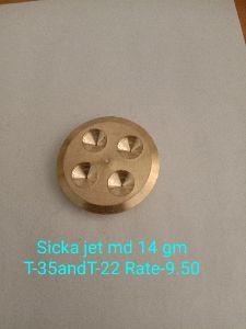 LPG cylinder Sicka Jet Md