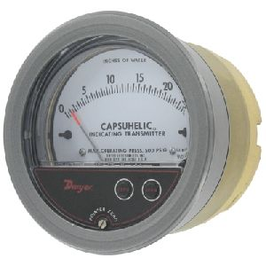 631B Capsuhelic Wet Differential Pressure Transmitter
