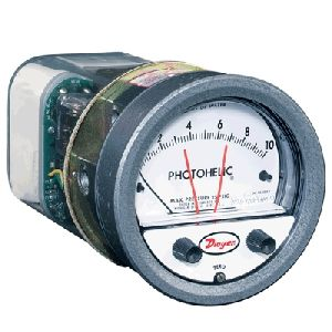 A3000 Photohelic Pressure Switch Gages