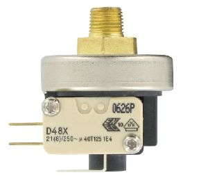 A9 Snap-Action Pressure Switch