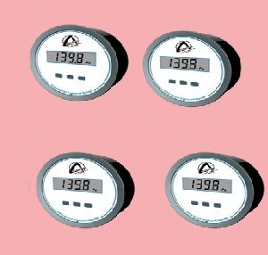 Aerosense Digital Differential Pressure Gauge Series CDPG & CBDPG