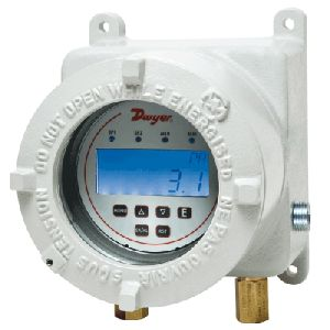 AT2DH3 ATEX Approved DH3 Differential Pressure Controller