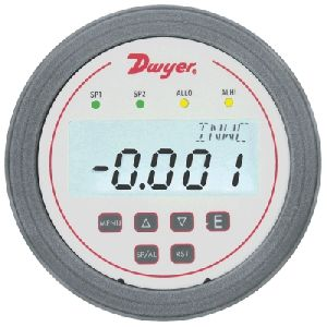 DH3 Digihelic Differential Pressure Controller