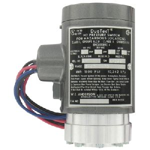 H2 Dual-Action Explosion-proof Pressure Switch