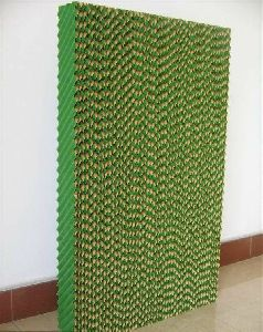 HuTek Evaporative Cooling Pad Green Brown