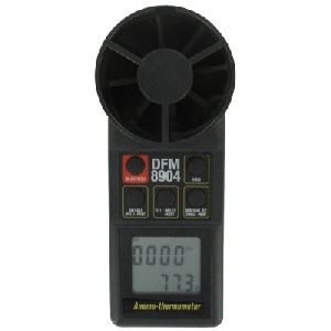Model 8904 Integral Vane Thermo-Anemometer