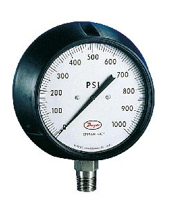 Series 7000B Spirahelic Direct Drive Pressure Gage